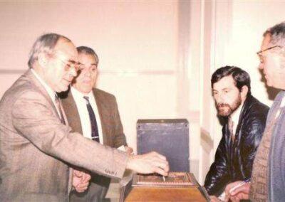 1992 LISBOA 31JAN1992 Eleicoes