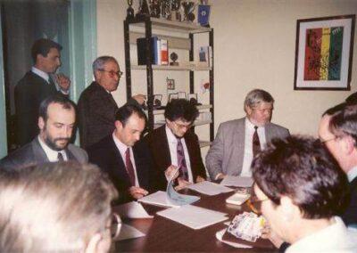 1993 Reuniao para Adesao Euromil