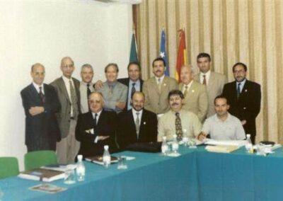 1998 EVORA I Reuniao do Convenio Luso Espanhol