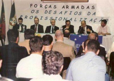 1998 LISBOA Coloquio Forcas Armadas os desafios da profissionalizacao