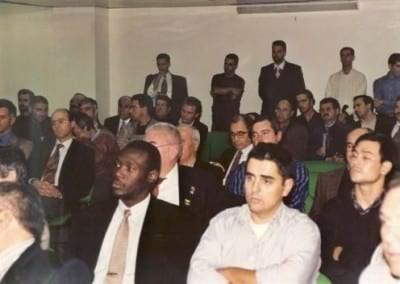 1998 LISBOA Conferencia sobre o Associativismo na Europa 1