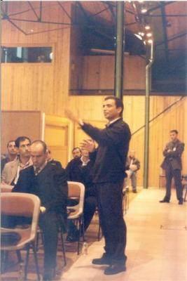 1999 ENTRONCAMENTO I Conferencia Nacional de Delegados1