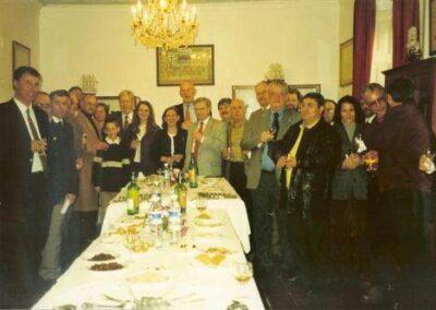 2000 CSA LISBOA Porto de Honra Recepcao Euromil