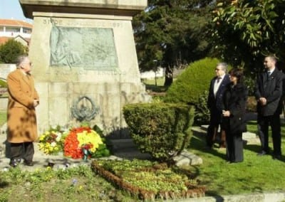 Porto Prado Repouso Monumento