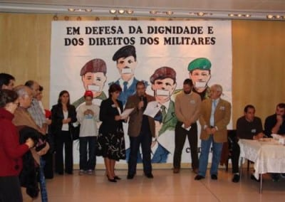 Reunificação Familia Militar