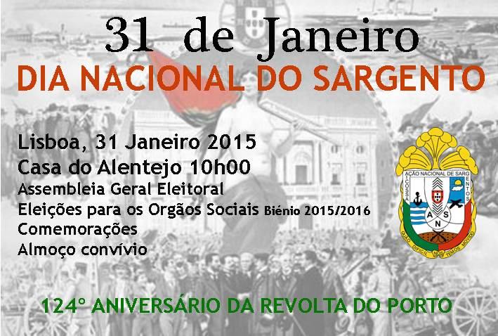 Comemorações do 31 de Janeiro