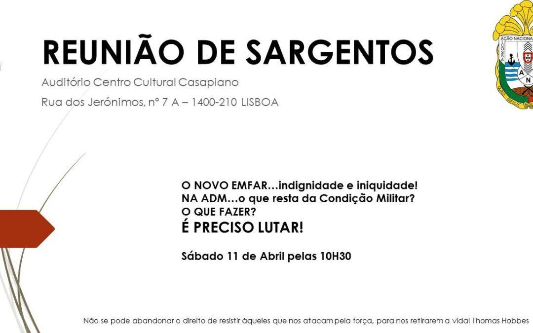 Reunião de Sargentos da Grande Lisboa