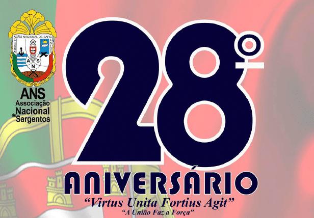 Comemorações 28º Aniversário ANS