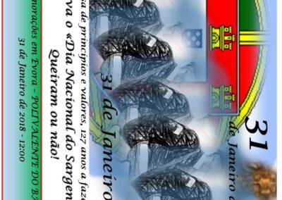 Évora – Polivalente Bacelo – 31 Janeiro 2018 – 12:00