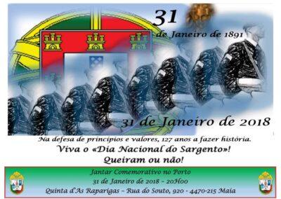 Porto - Restaurante Quinta d'As Raparigas - 31 Janeiro 2018 - 20:00