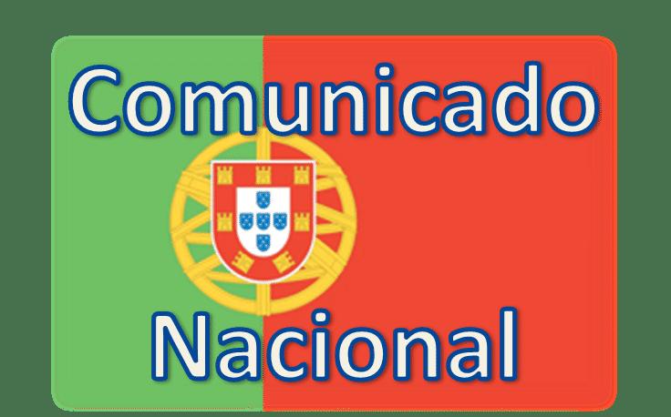 Comunicado Nacional nº21/2018
