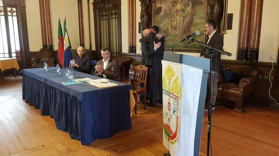 Tomada de posse dos novos órgãos sociais da ANS para o biénio 2019 – 2020 Intervenções dos Presidentes