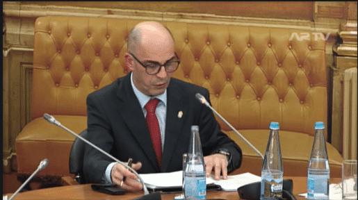 Audição do Presidente da Associação Nacional de Sargentos