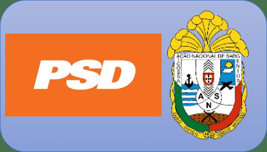 ANS Recebida pela Direcção do PSD