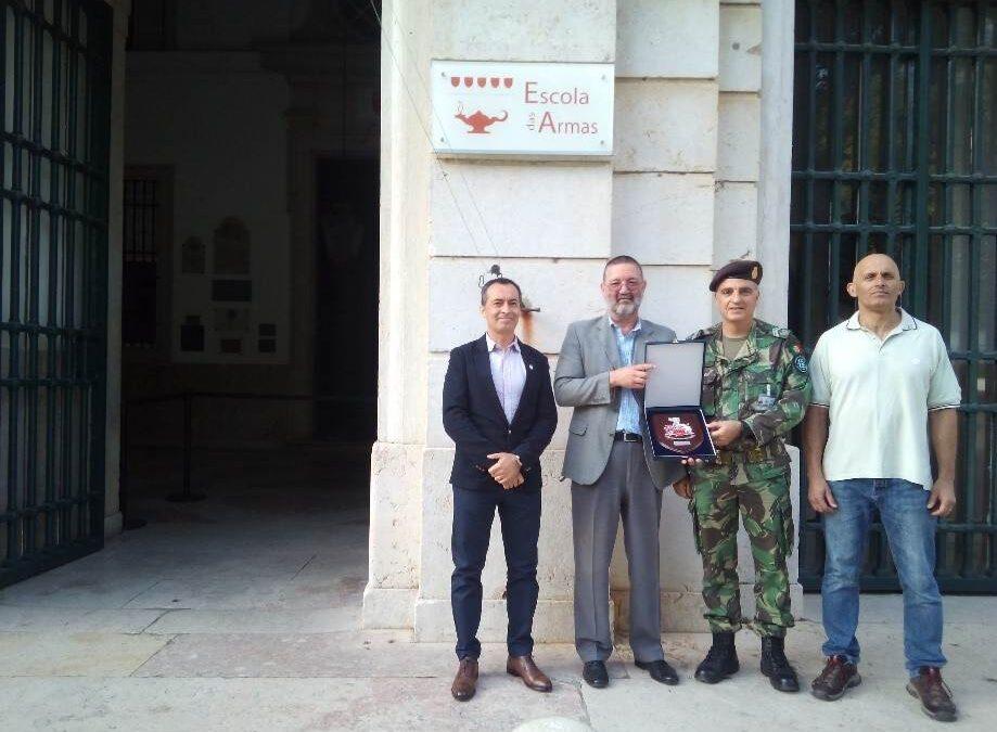 ANS reúne com Sargentos da Escola das Armas