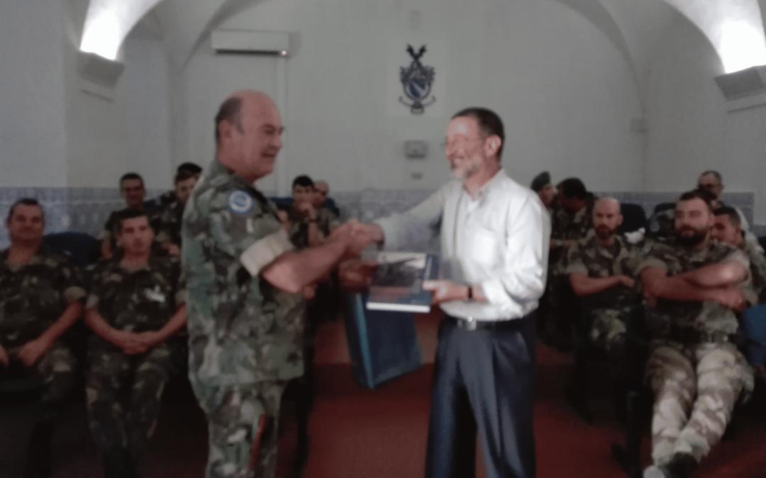 ANS reúne com Sargentos do RAAA1 – Queluz