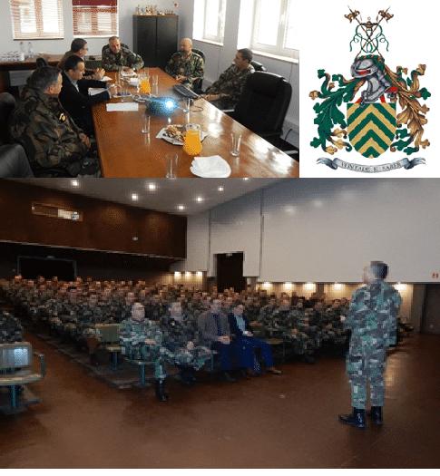 ANS reúne com Sargentos da ESE